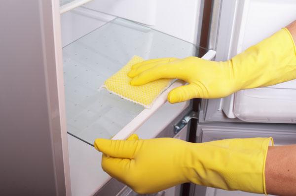 Fridge Freezer Cleaning